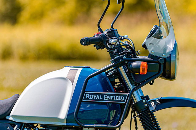 Royal Enfield Galeria Himalayan 09