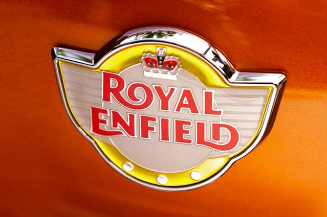 Royal Enfield Galeria Interceptor 12