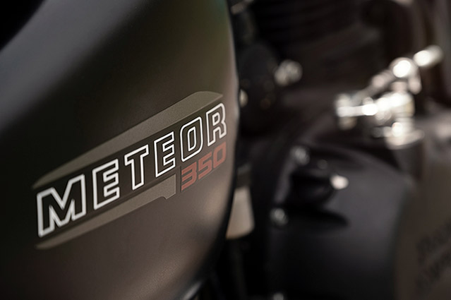 Royal Enfield Meteor 350